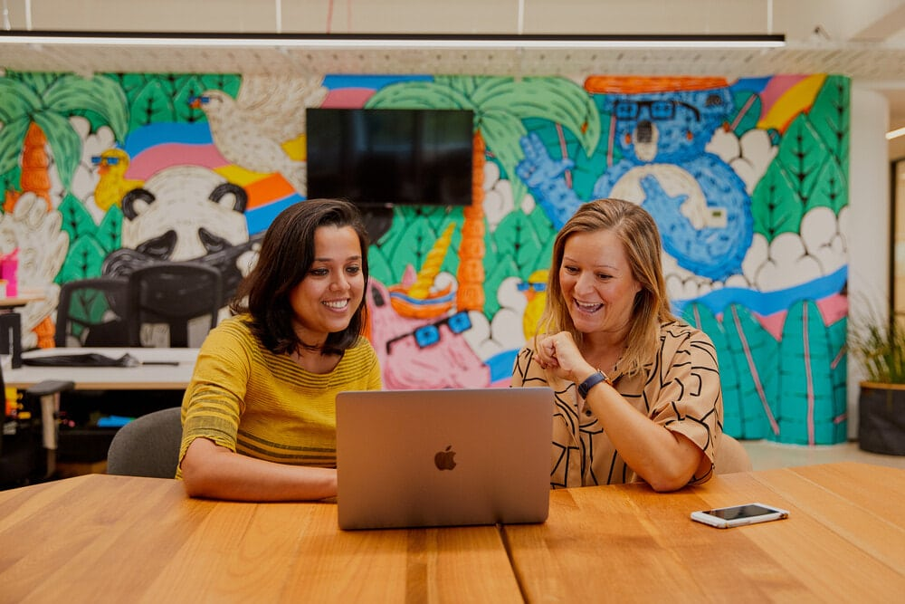 Incredible ,  Canva, The Australian online design platform has doubled in value to $40 billion.