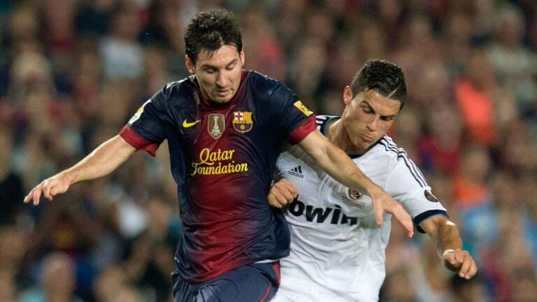 Messi or Ronaldo: who is the best?