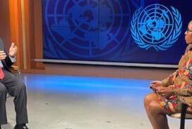 UN Secretary General Antonio Guterres sends a clear message to world leaders