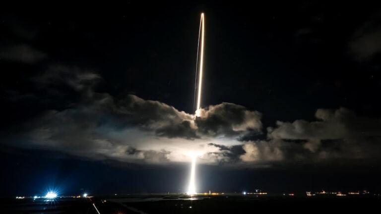 NASA : Le décollage de Lucy