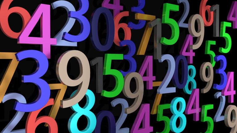 Le Saviez – vous ? Les chiffres Arabes ne sont pas Arabes