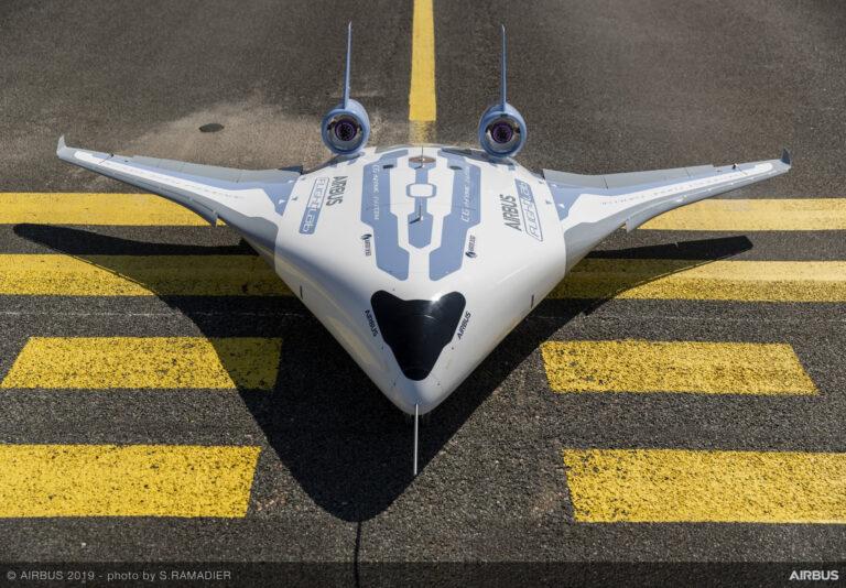 L'industrie aéronautique se projette vers l'avenir avec des energies moins polluantes
