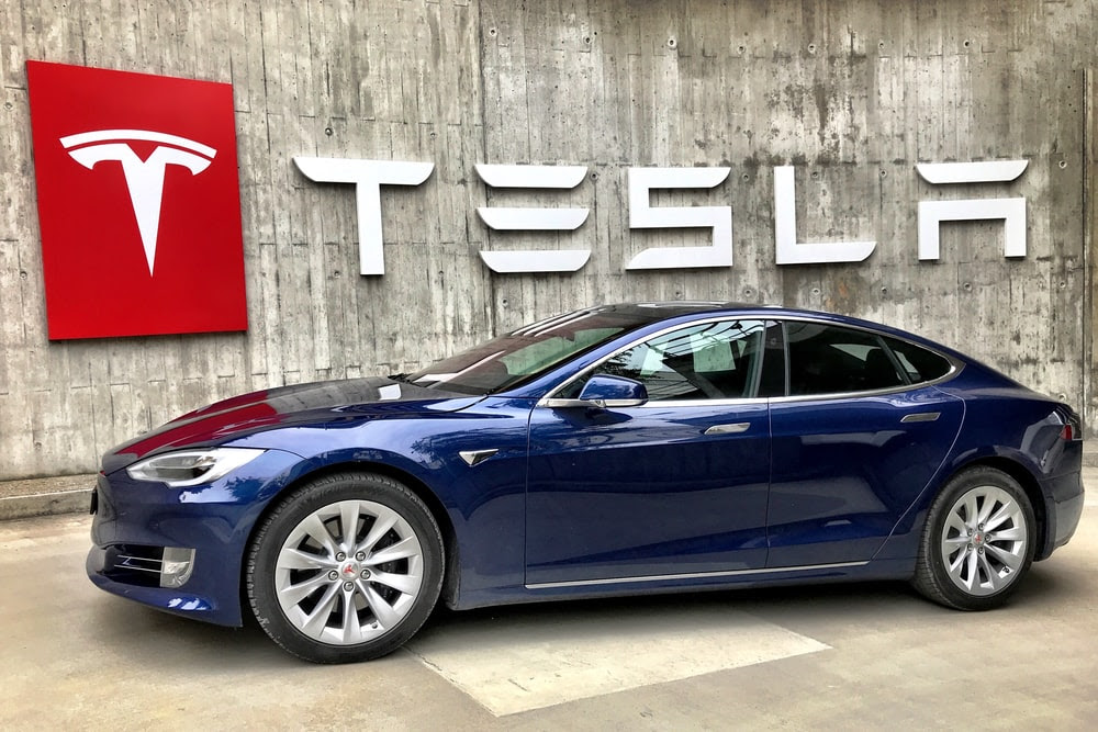 The exceptional increase in profits for Tesla Company